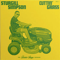 Sturgill Simpson - Cuttin' Grass - Vol. 1 [The Butcher Shoppe Sessions]