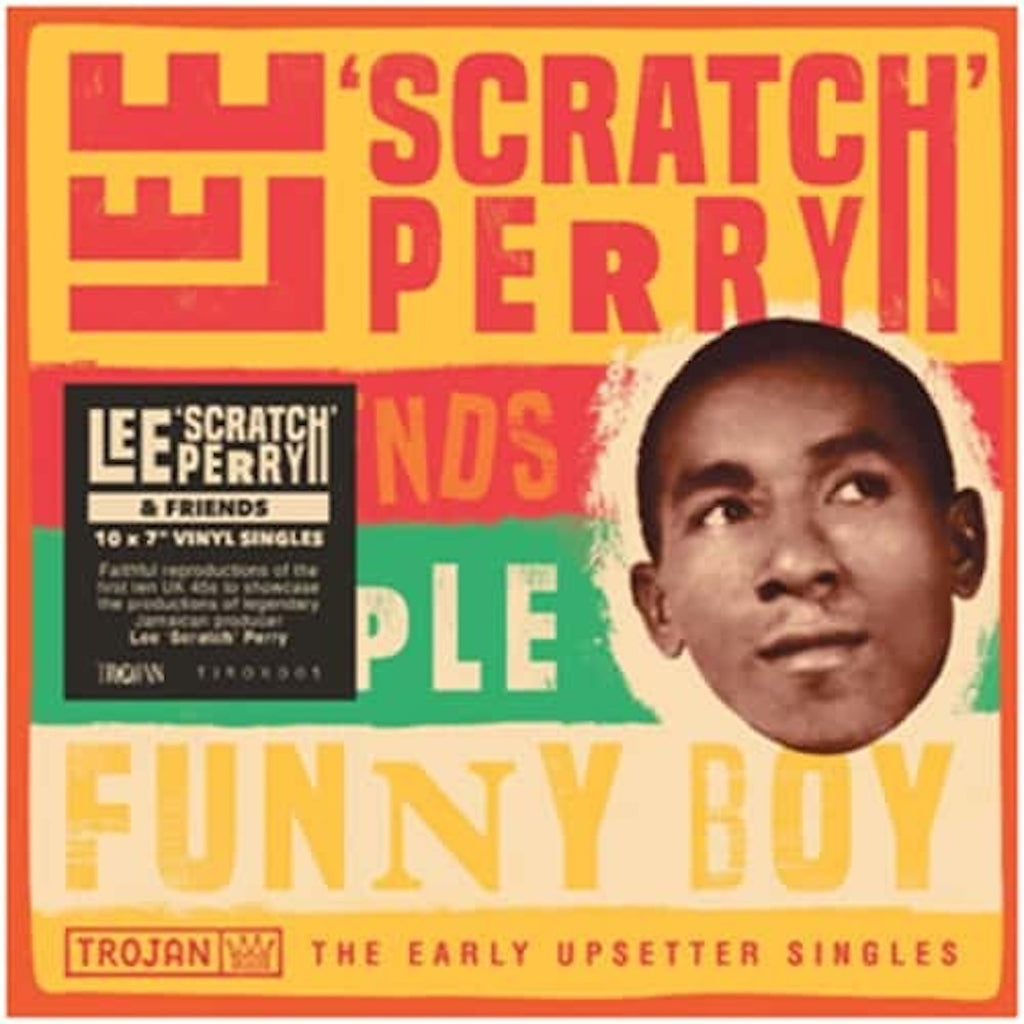 Lee 'Scratch' Perry and Friends - People Funny Boy: The Early Upsetter Singles