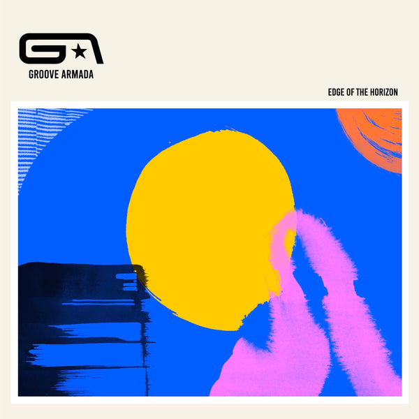 Groove Armada - Edge Of The Horizon