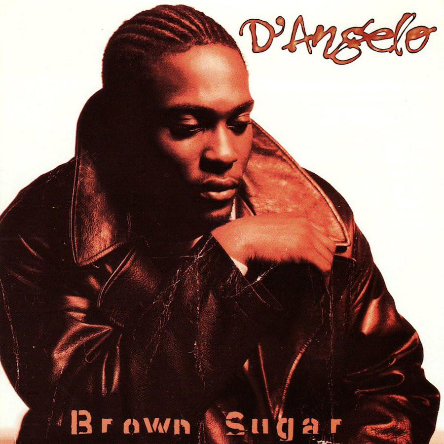 D'Angelo - Brown Sugar - Drift Records