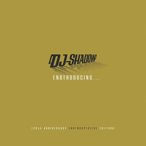 DJ Shadow - Endtroducing [20th Anniversary Edition]