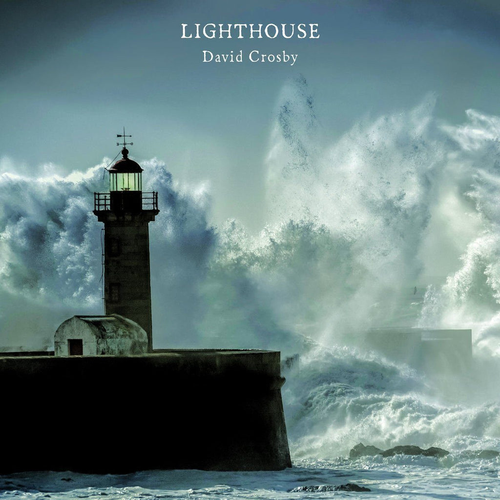 David Crosby - Lighthouse - Drift Records