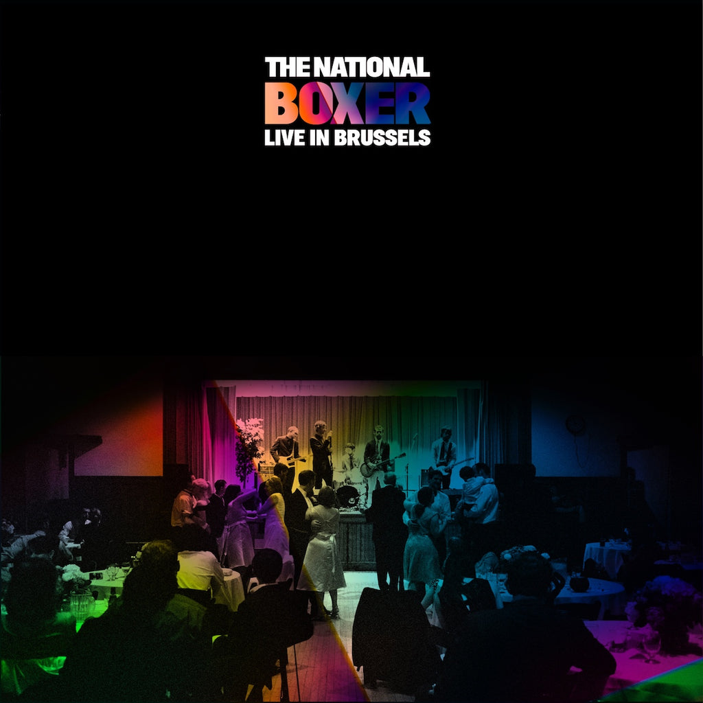 The National - Boxer Live In Brussels [CD Edition]