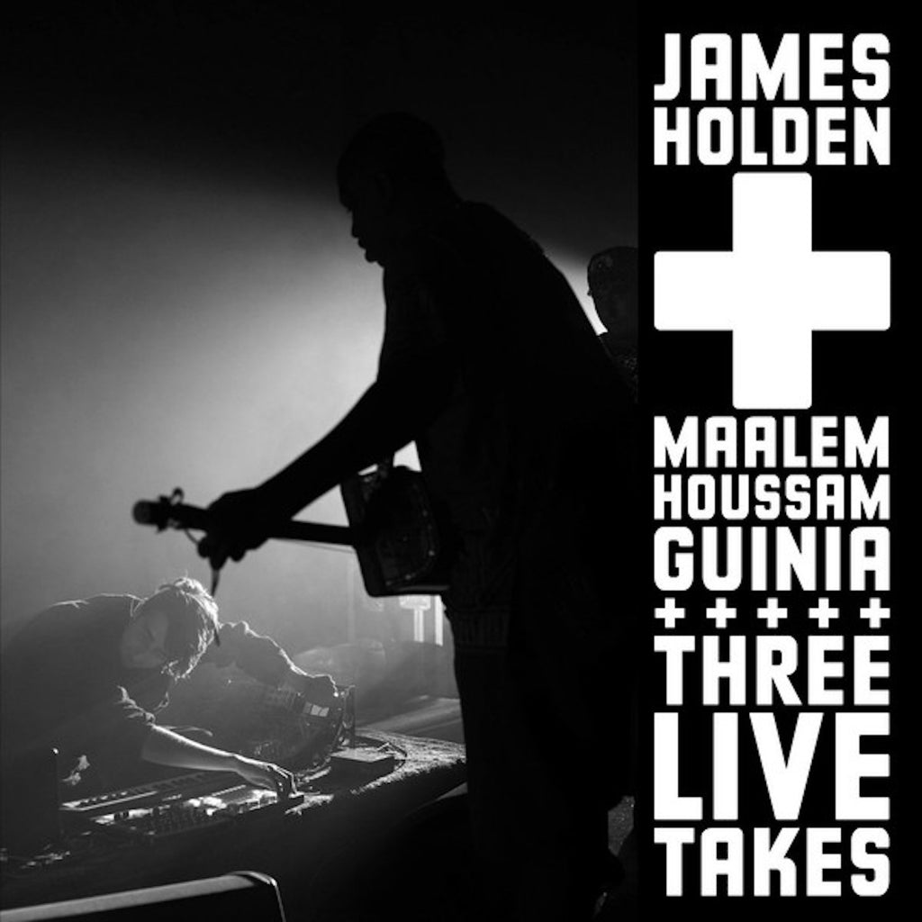 James Holden + Maalem Houssam Guinia - Three Live Takes