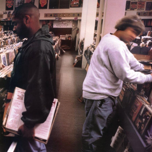 DJ Shadow - Entroducing... - Drift Records