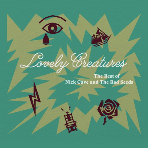 Nick Cave & The Bad Seeds - Lovely Creatures, The Best Of