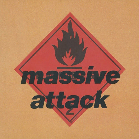 Massive Attack - Blue Lines