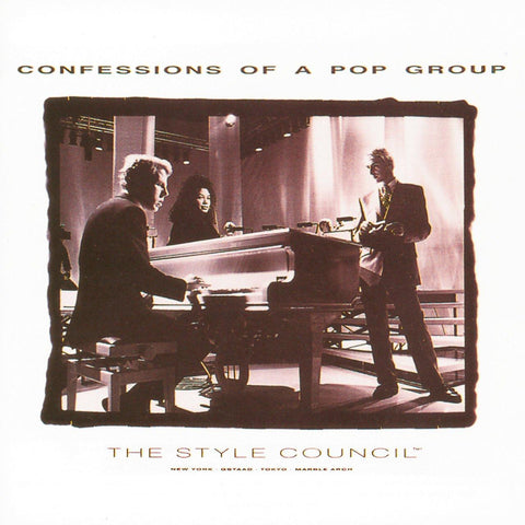 The Style Council - Confessions Of A Pop Group [White Vinyl]