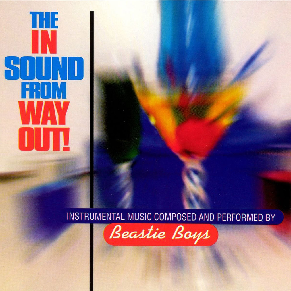 Beastie Boys - The In Sound From Way Out! - Drift Records