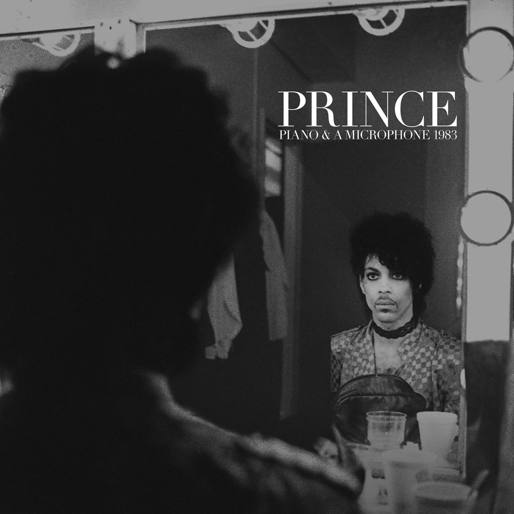 Prince - Piano & Microphone