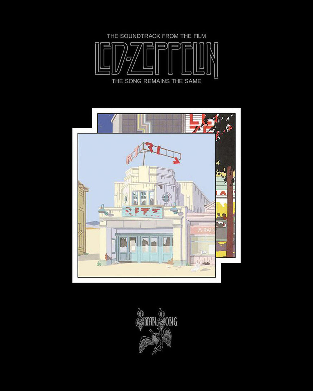 Led Zeppelin - The Song Remains The Same [2018 Remaster]