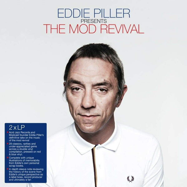 Various Artists - Eddie Piller Presents: The Mod Revival