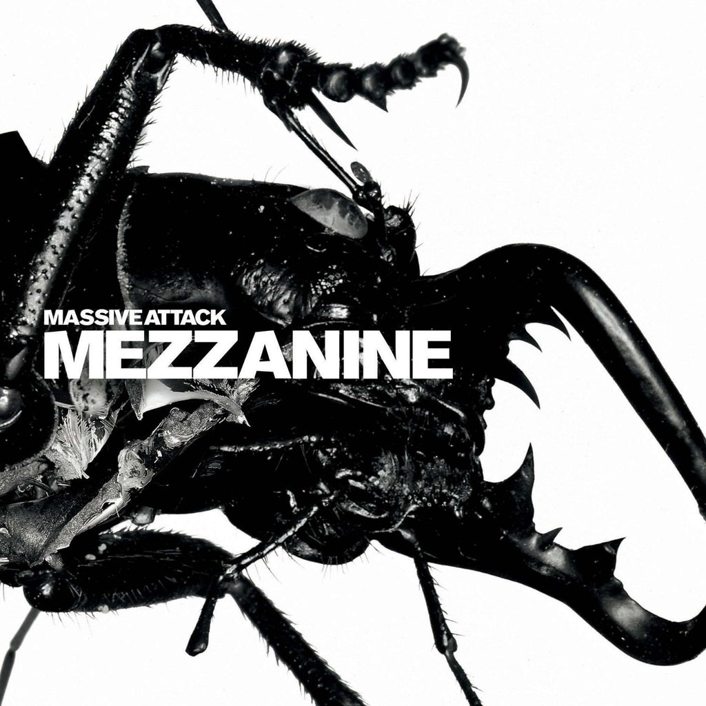 Massive Attack - Mezzanine [2019 Remaster]