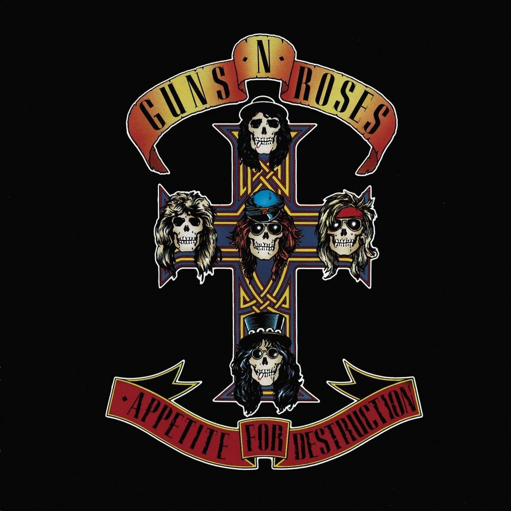 Guns N' Roses - Appetite For Destruction 'Locked n' Loaded'
