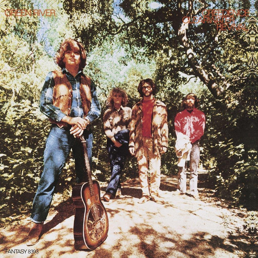 Creedence Clearwater Revival - Green River [Half Speed Master]
