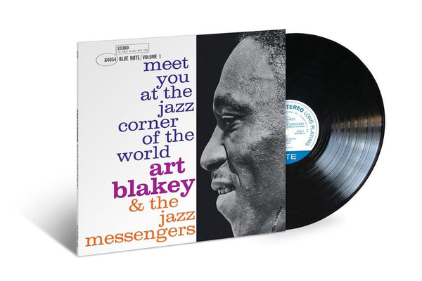 Art Blakey & The Jazz Messengers - Meet You At The Corner Of The Jazz World: Volume 1