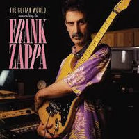Frank Zappa - The Guitar World According To Frank Zappa
