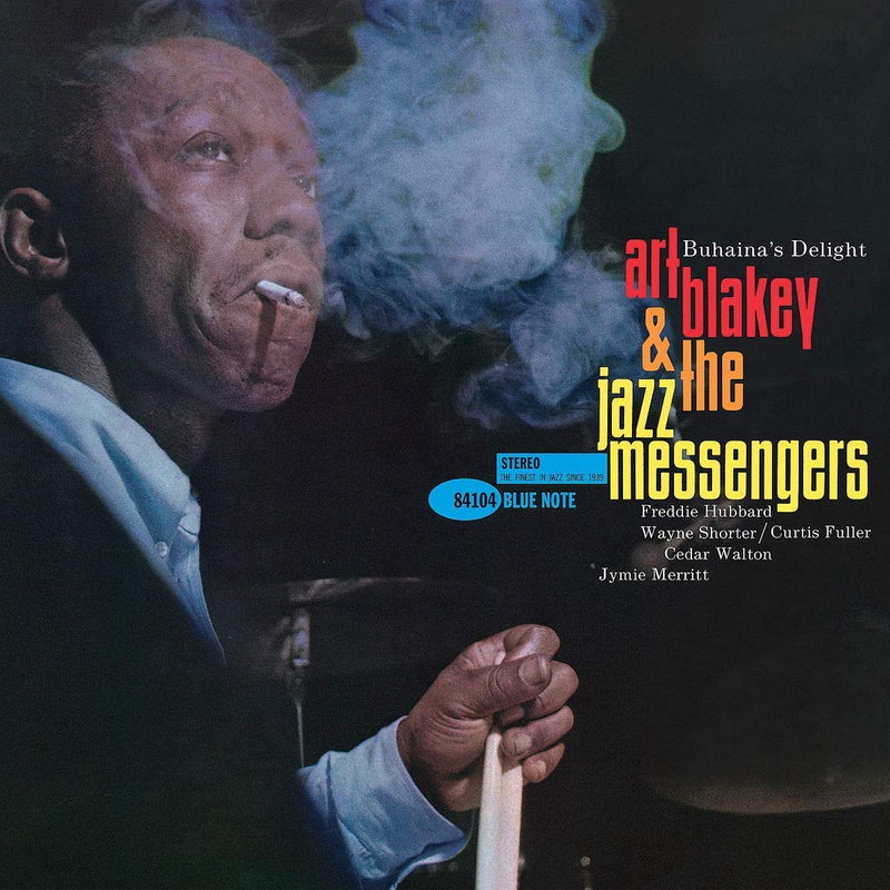 Art Blakey & The Jazz Messengers - Buhaina's Delight [2020 Repress]