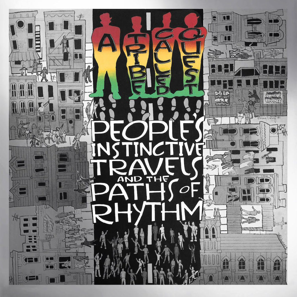 A Tribe Called Quest - Peoples Instinctive Travels and the Paths of Rhythm - Drift Records