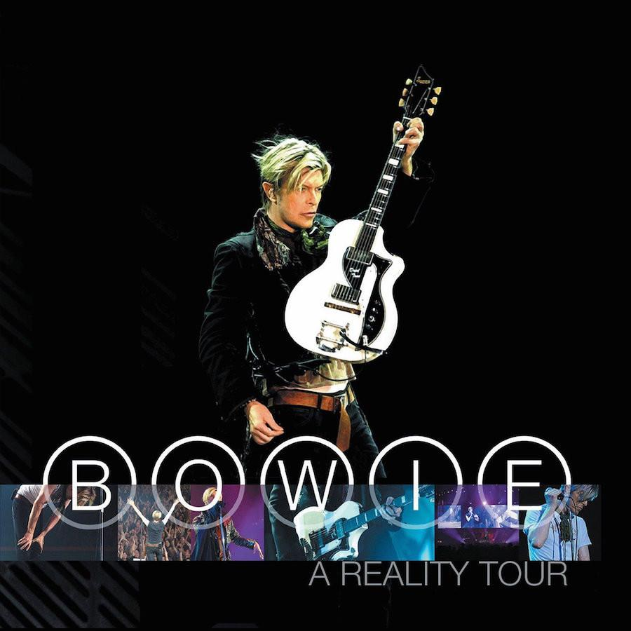 David Bowie - A Reality Tour Live - Drift Records
