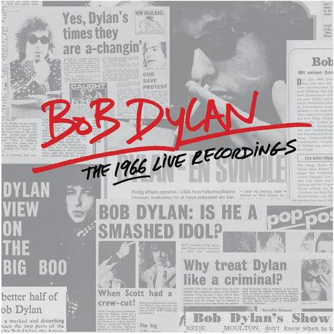 Bob Dylan - The 1966 Live Recordings