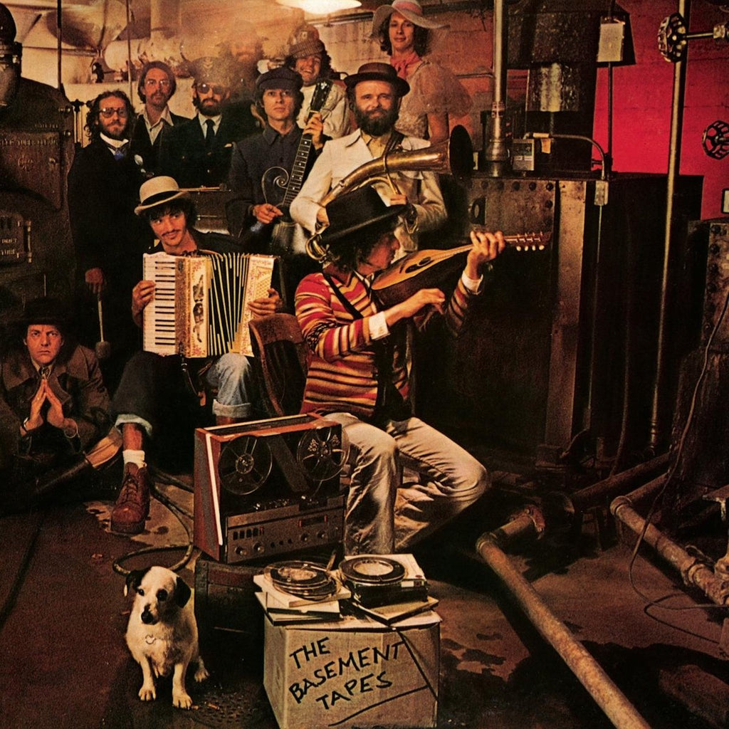 Bob Dylan - The Basement Tapes - Drift Records