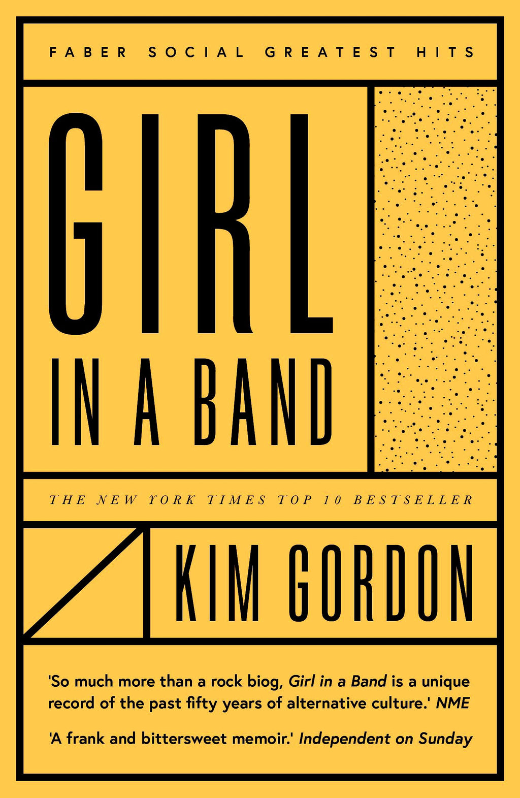 Kim Gordon - Girl in a Band [Faber Social Greatest Hits]