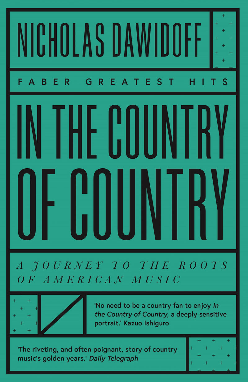 Nicholas Dawidoff - In the Country of Country