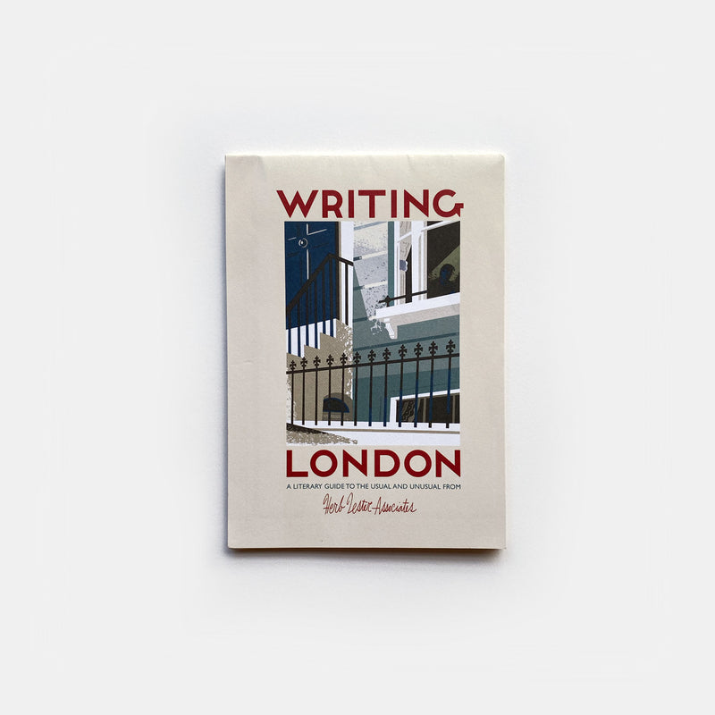Herb Lester - Writing London