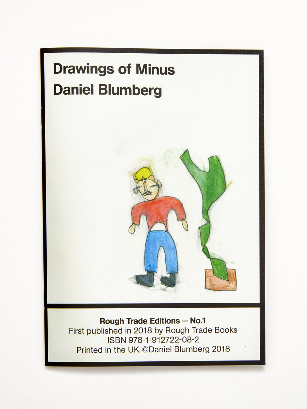 Daniel Blumberg - Drawings From Minus