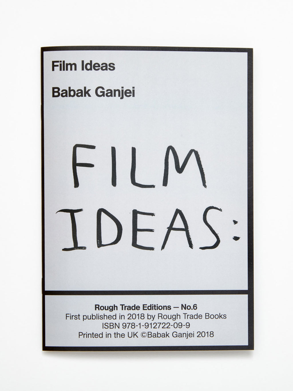 Babak Ganjei - Film Ideas