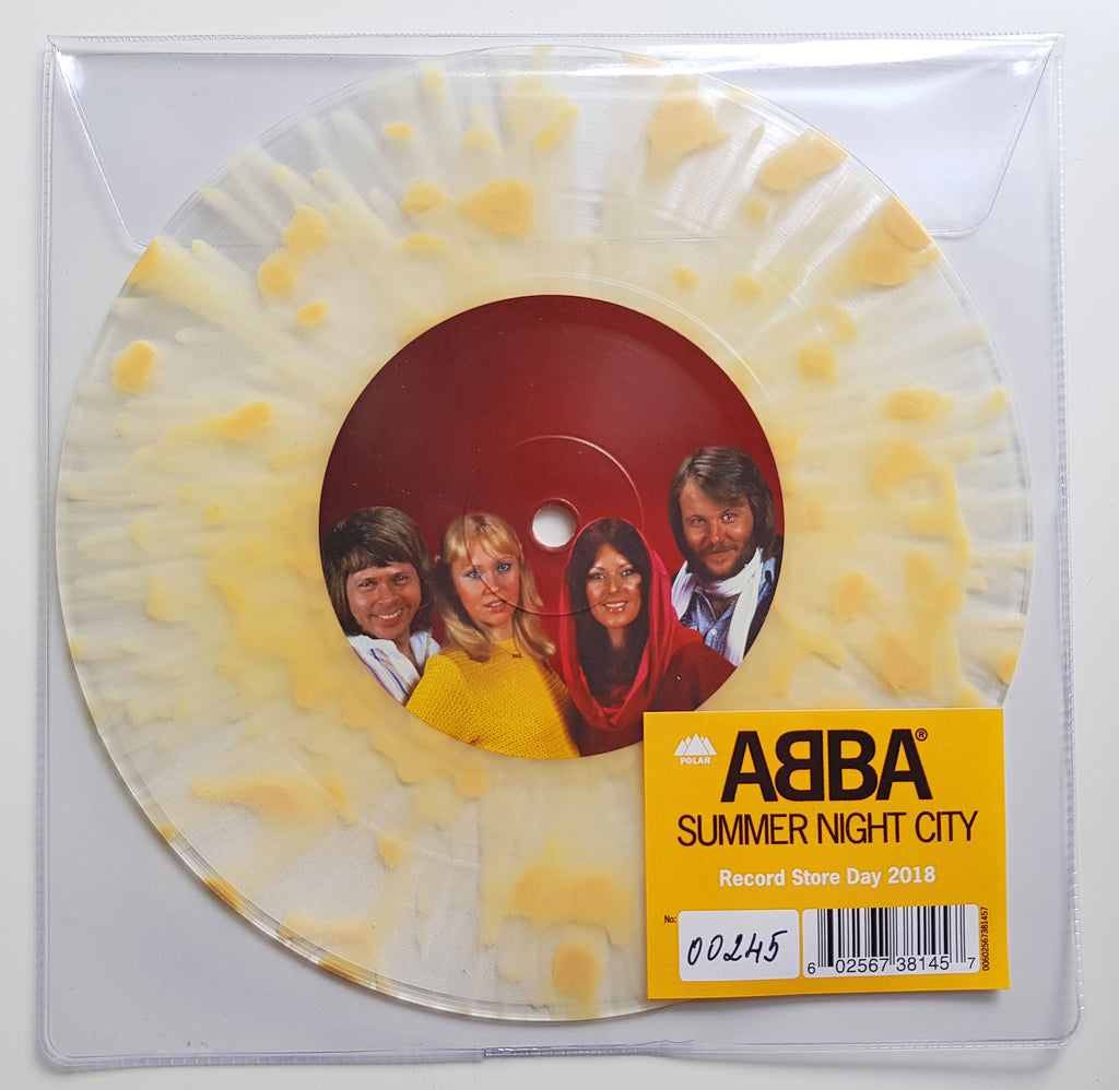 ABBA - Summer Night City - Drift Records