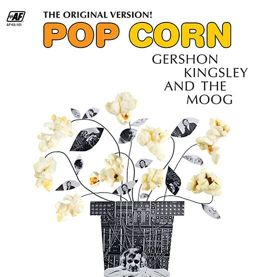 Gershon Kingsley & The Moog - Pop Corn