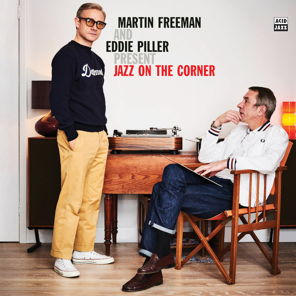 Martin Freeman & Eddie Piller Present - Jazz On The Corner