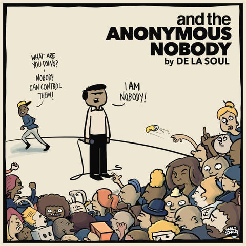 De La Soul - De La Soul And The Anonymous Nobody