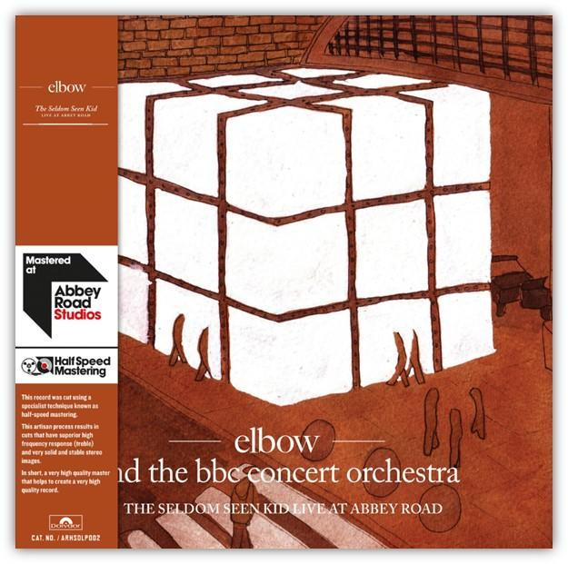 Elbow - The Seldom Seen Kid Live At Abbey Road [Half Speed Master]