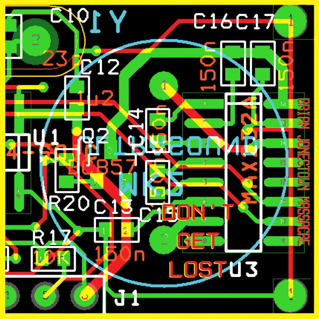 Brian Jonestown Massacre - Don't Get Lost - Drift Records