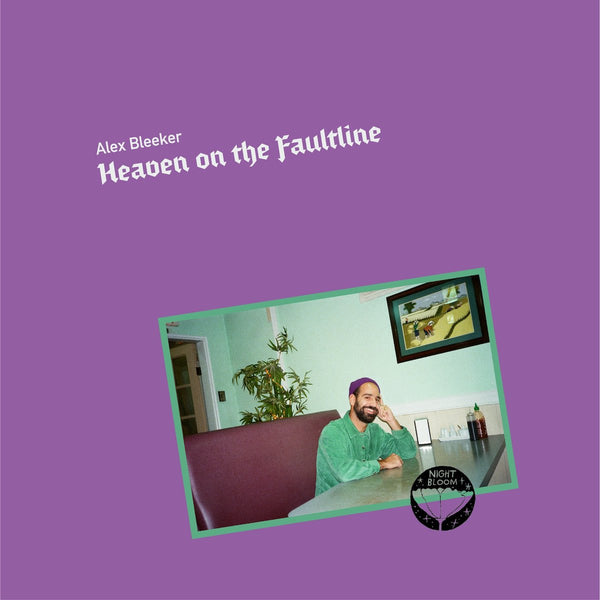 Alex Bleeker - Heaven On The Faultline