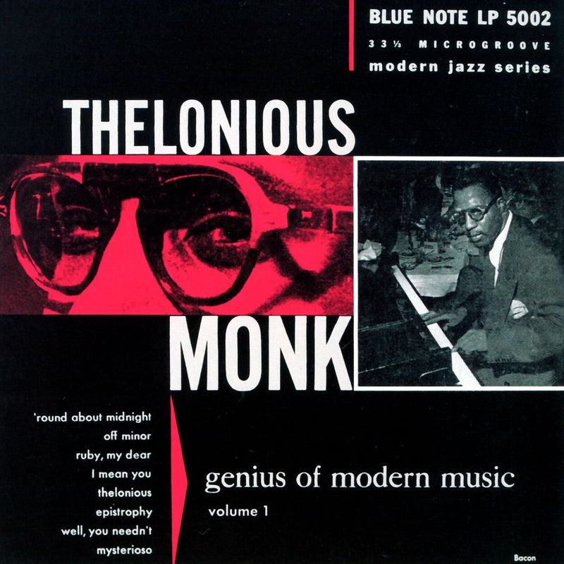 Thelonious Monk - Genius Of Modern Music Vol. 1