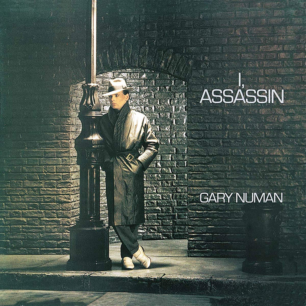 Gary Numan - I, Assassin [2019 Repress]