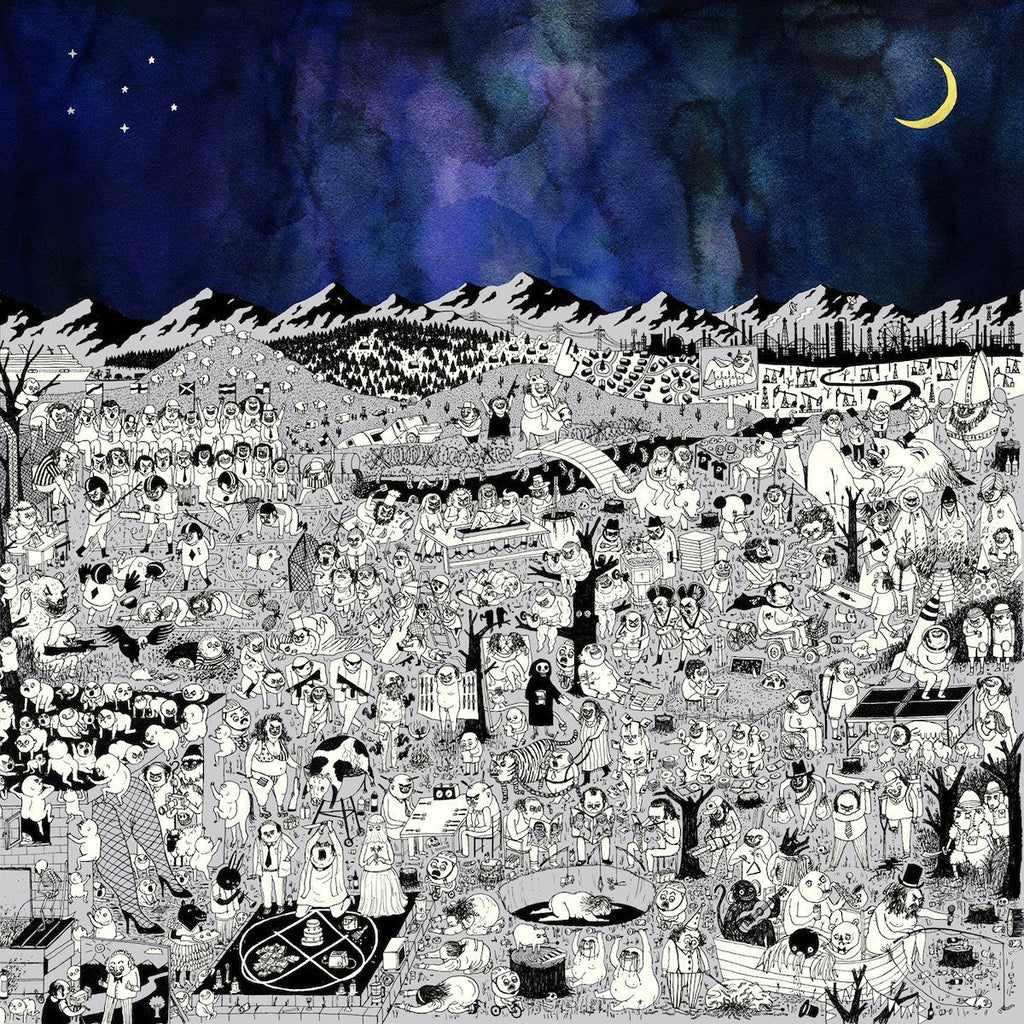 Father John Misty - Pure Comedy - Drift Records