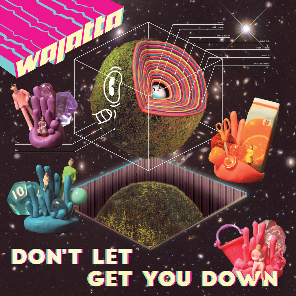 Wajatta - Don't Let Get You Down