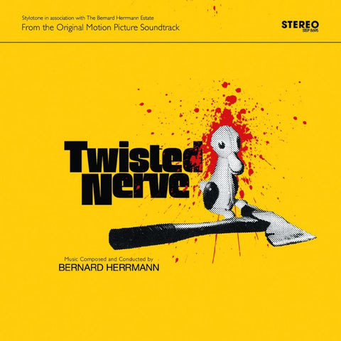Bernard Herrmann - Twisted Nerve - Drift Records