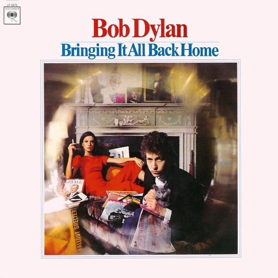 Bob Dylan - Bringing It All Back Home - Drift Records