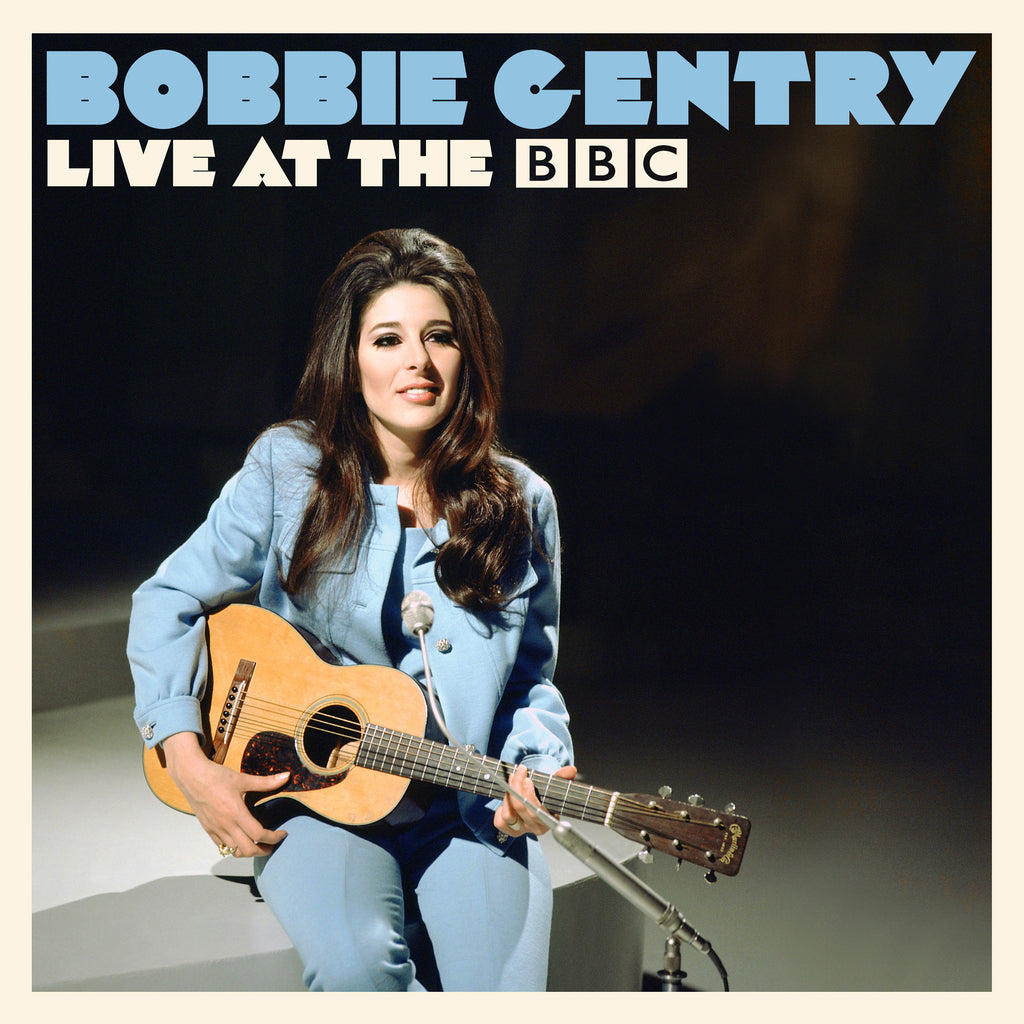Bobbie Gentry - Live at the BBC - Drift Records