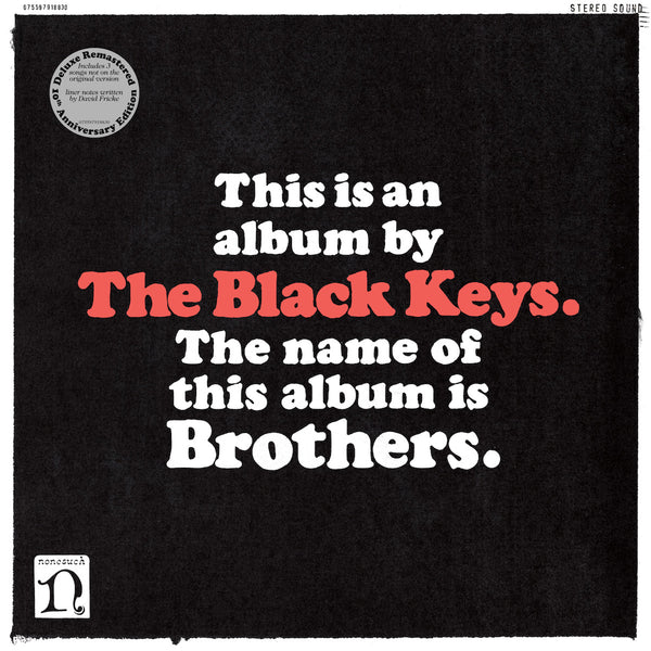 The Black Keys  - Brothers [Deluxe Anniversary Reissue]