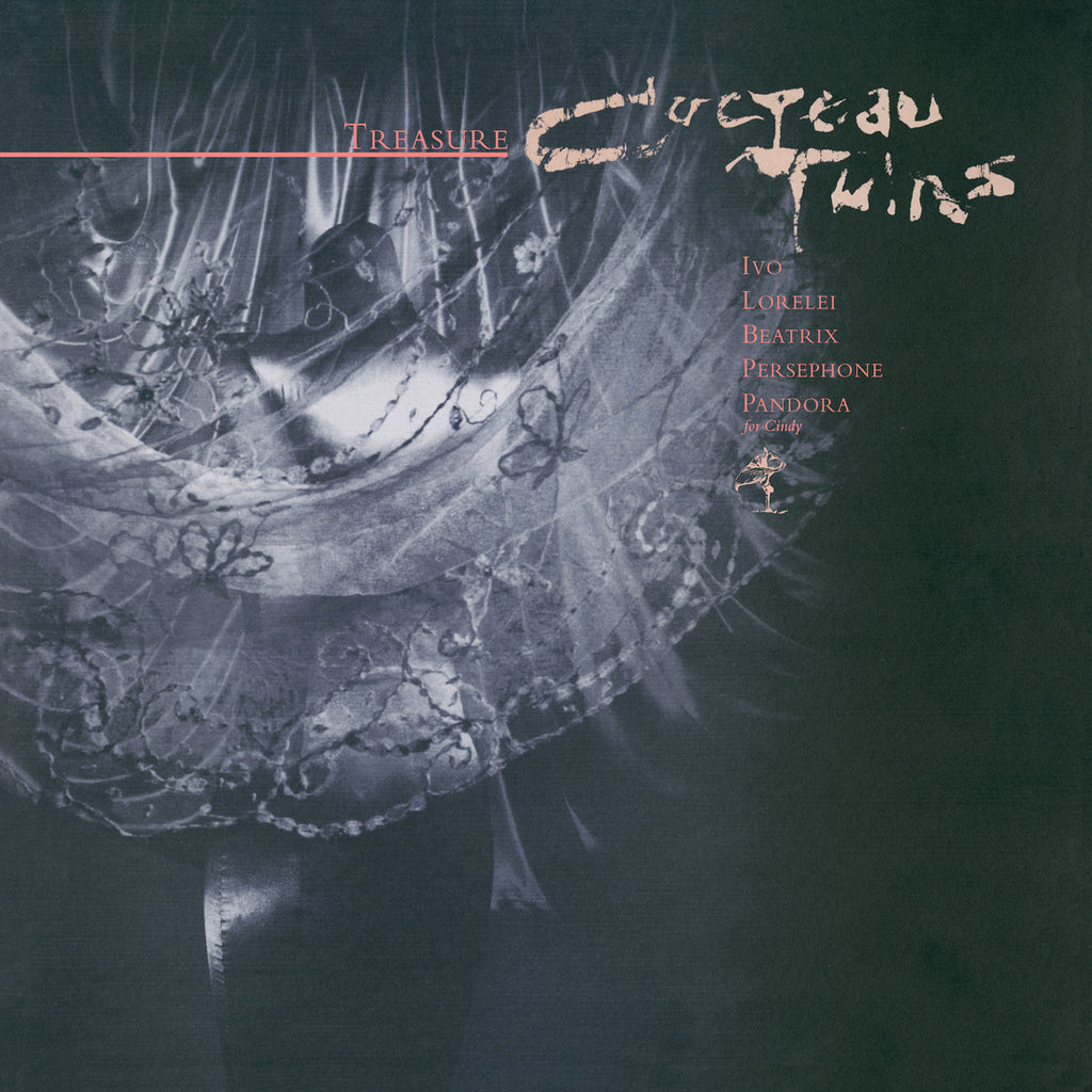 Cocteau Twins - Treasure - Drift Records