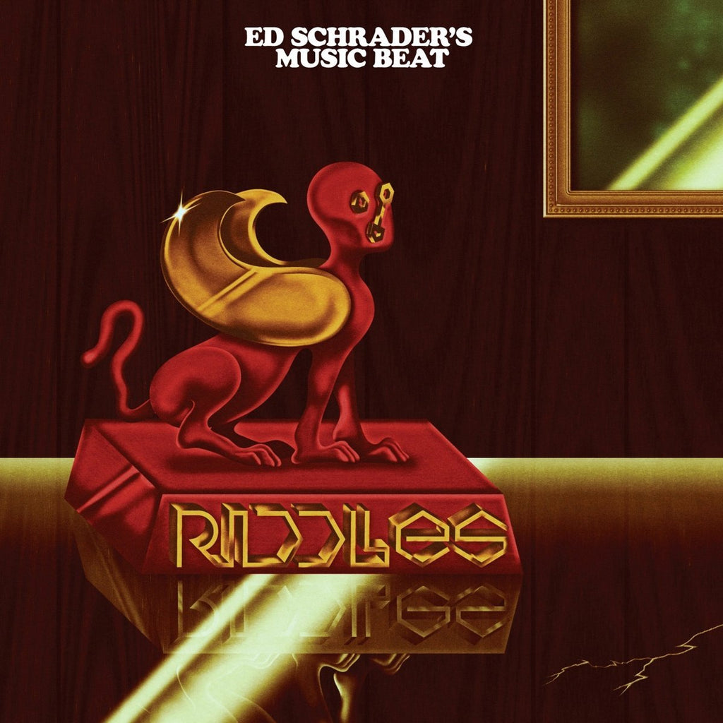 Ed Schrader's Music Beat - Riddles - Drift Records