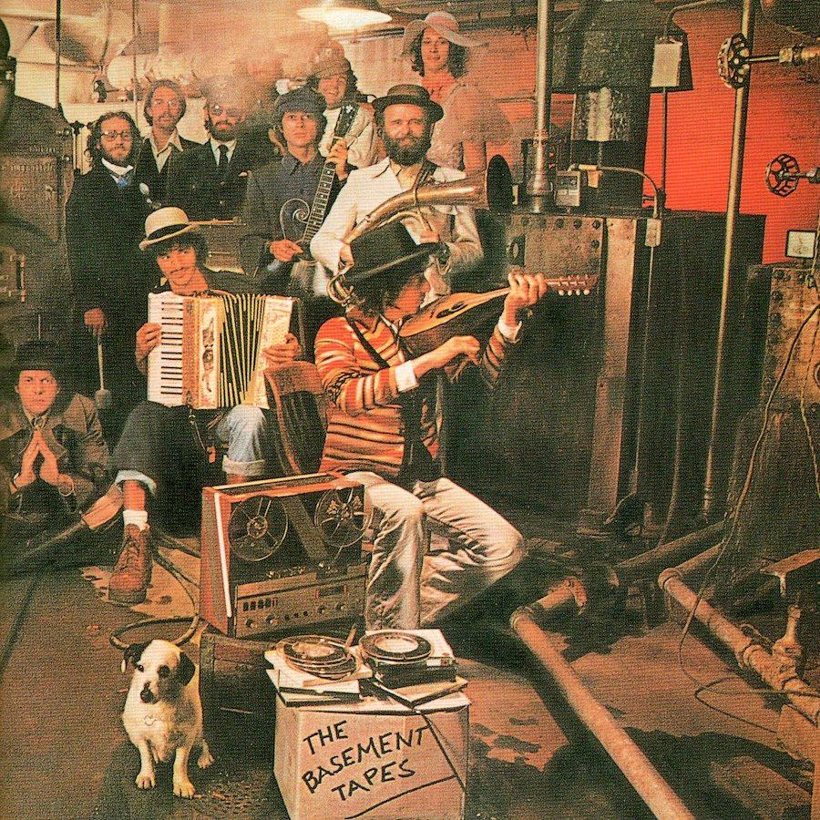 Bob Dylan & The Band - The Basement Tapes - Drift Records