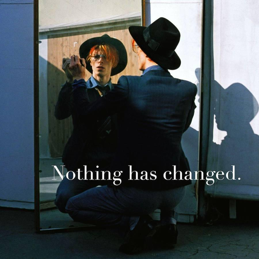 David Bowie - Nothing Has Changed - Drift Records